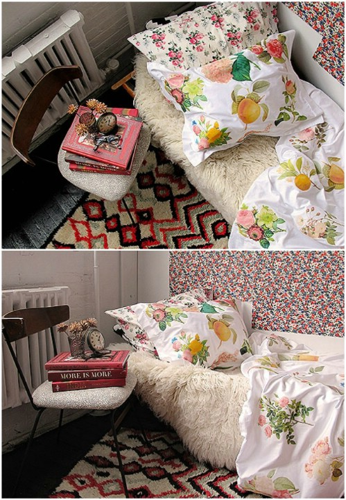 14 Dreamy DIY Vintage Bedding Projects