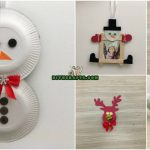 5 Easy to Do Christmas Crafts Out of Ordinary Supplies