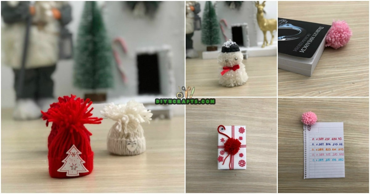 4 Easy Diy Christmas Yarn Crafts To Spread Holiday Cheer