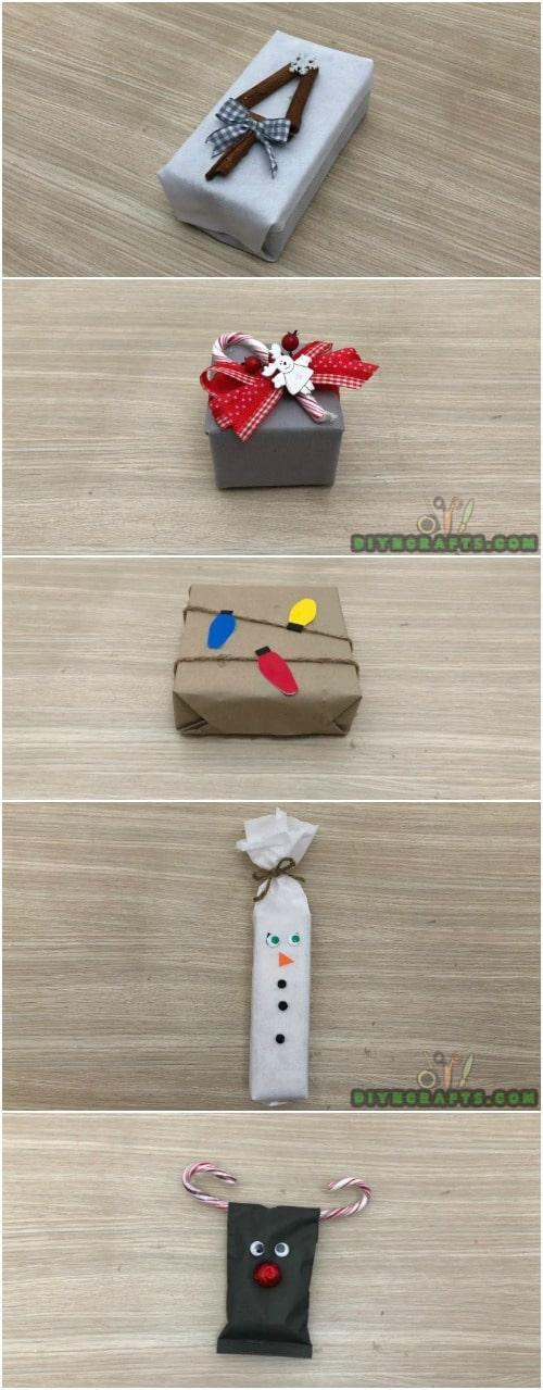5 Brilliantly Creative DIY Gift Wrapping Ideas for Christmas