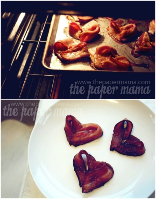 Bacon Hearts