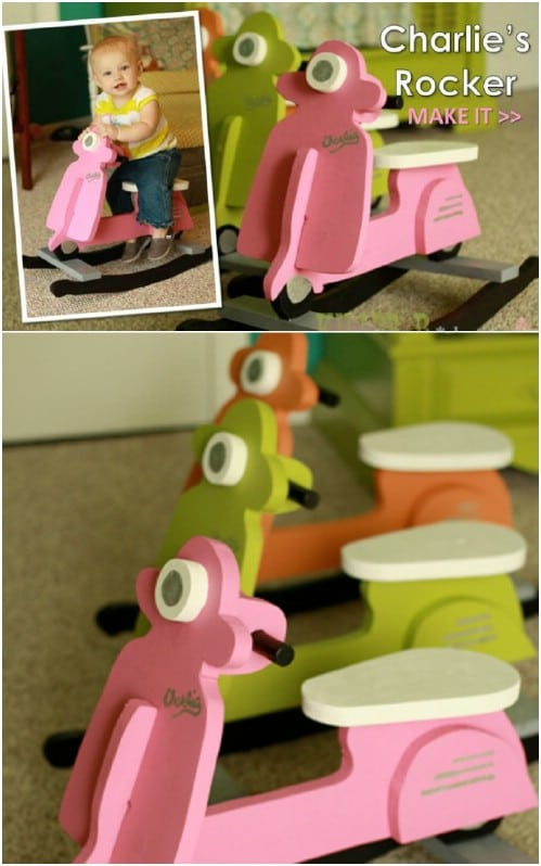 DIY Ideas: 16 Amazing Wooden Toys You Can Make for Your Kids