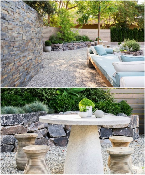 Build A Low Water Zen Garden