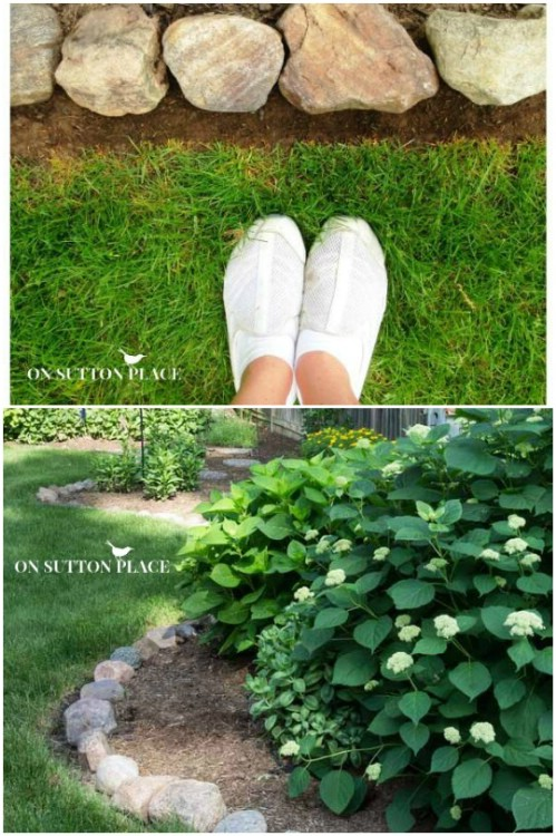 17 DIY Garden Edging Ideas That Bring Style And Beauty To Your ...