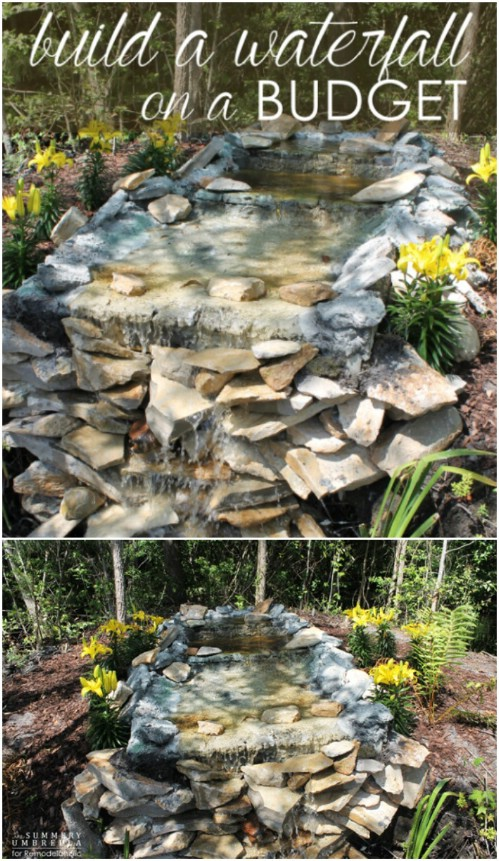 15 budget friendly diy garden ponds you can make this for Fish pond supplies near me