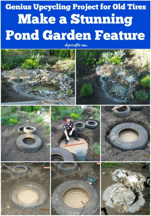 12 Charming Diy Garden Pond Ideas Style Motivation