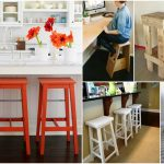 15 Gorgeous DIY Barstools That Add Comfortable Style To The Kitchen