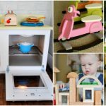 30 DIY Rustic Wooden Toys Kids Will Love