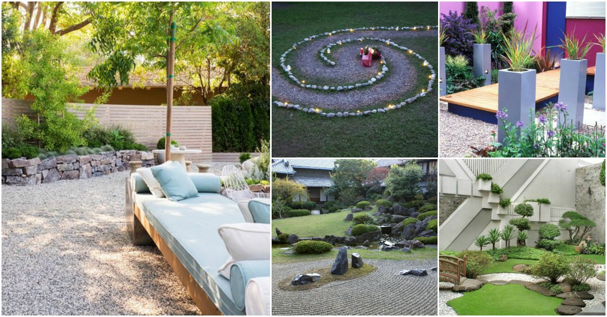 How To Make A Zen Garden In Your Backyard 10 relaxing diy zen gardens features that add beauty to your
