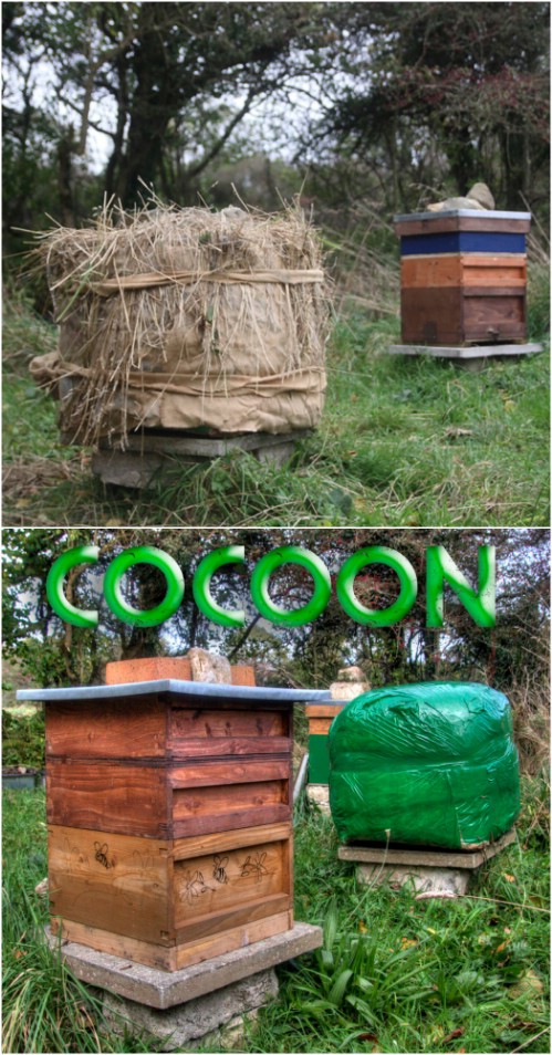 DIY Wrap Up Beehive With Environmental Monitoring