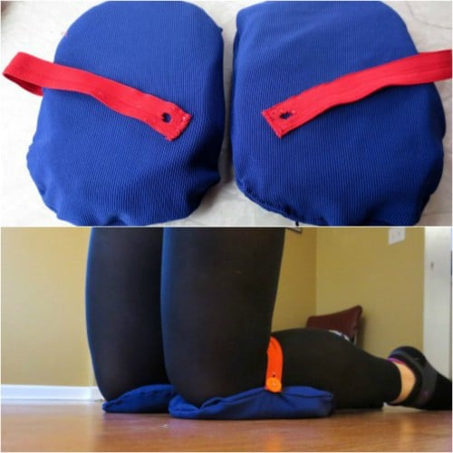 Easy DIY Kneeling Pads