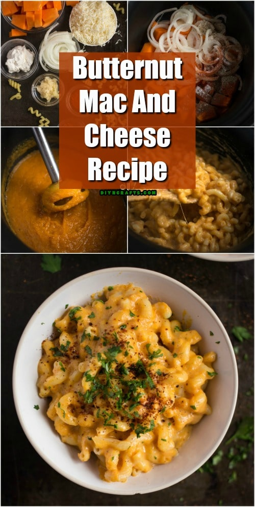 Slow Cooker Butternut Mac And Cheese Is A New Twist On An Old Classic