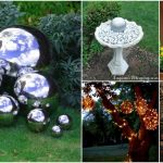 10 Gorgeous DIY Gazing Balls To Decorate Your Garden