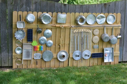 DIY Music Wall