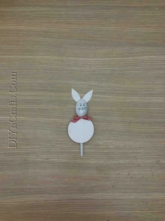 Bunny Spoon 2 - 5 Fun Easter Crafts for Kids Using … Plastic Spoons!