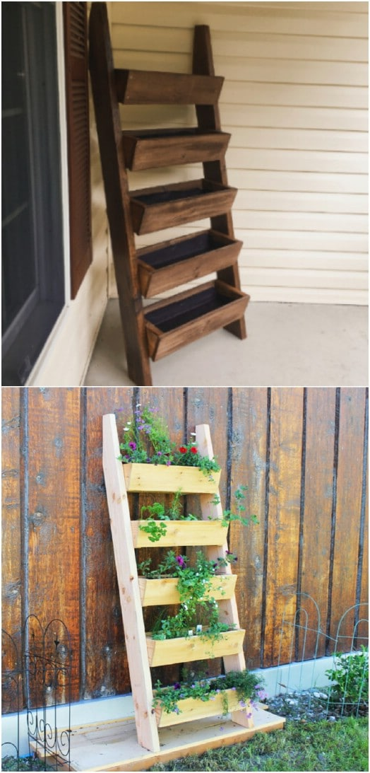 12 Genius DIY Vertical Gardening Ideas For Small Spaces ...