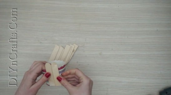 Easter Basket - 5 Easy DIY Easter Projects You Can Make With Ordinary Craft Sticks