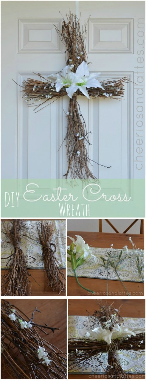 14 DIY Outdoor Easter Decorations