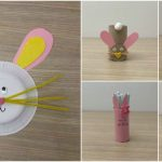 5 Easy Easter Crafts For Kids In Under 5 Minutes