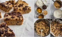 Yummy Crock Pot Peanut Butter Chocolate Chip Bars Recipe