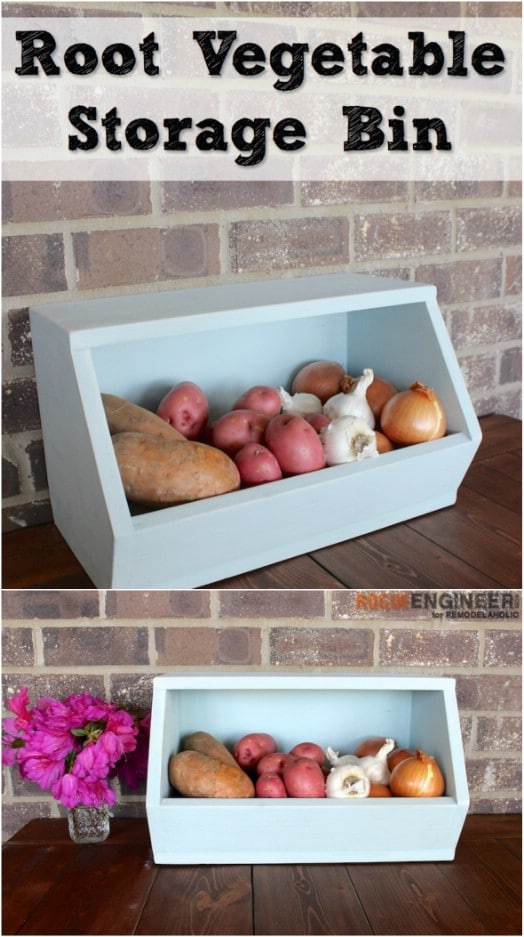 16 DIY Produce Storage Solutions for Fresh Fruit and Veggies