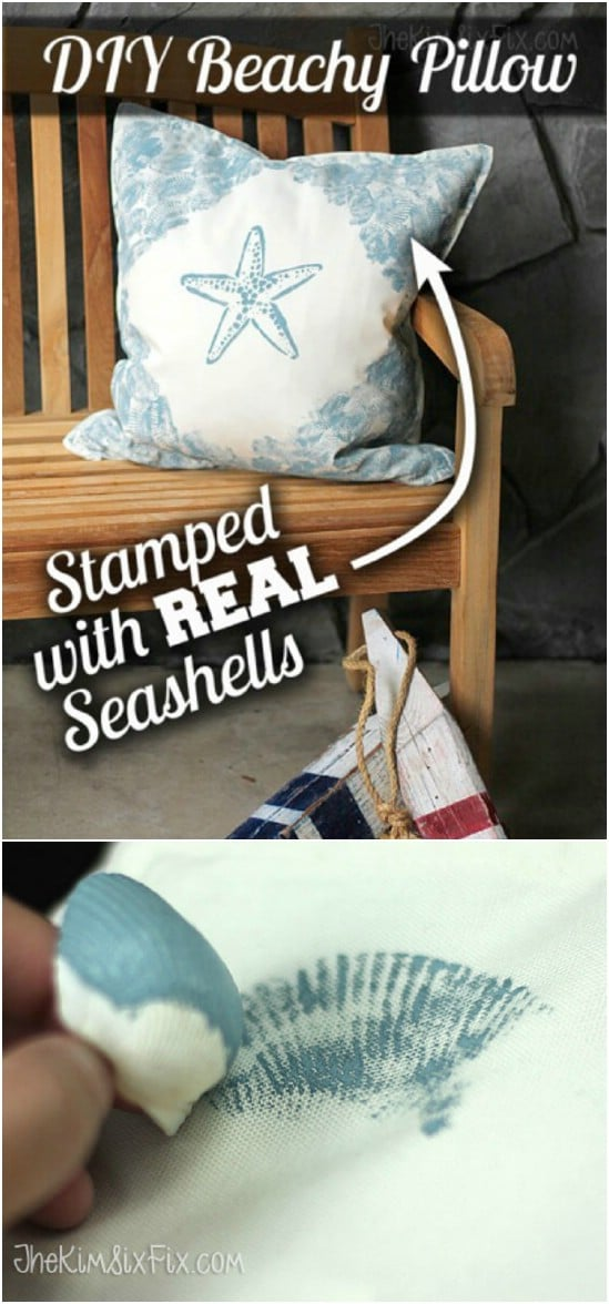 Coastal Feel: 15 DIY Beach Decor Projects
