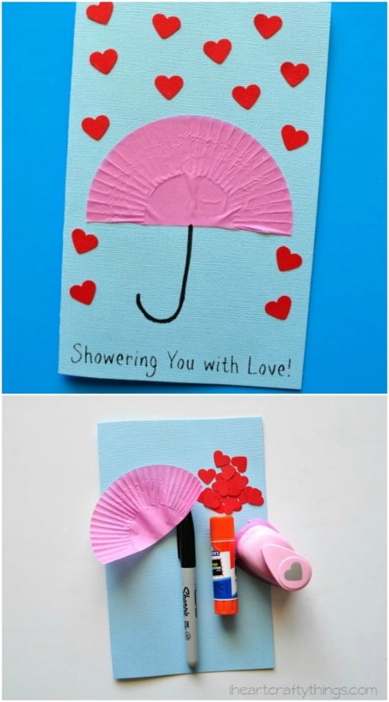 Kids Crafts: 17 DIY Mother's Day Cards
