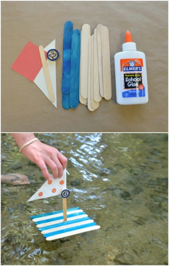 14 Creative and Fun Popsicle stick crafts (Part 2)