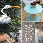 20 Amazing DIY Beach Décor Projects That Give Your Outdoors A Coastal Feel