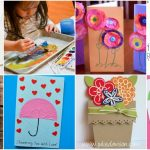 25 Adorable DIY Mother's Day Cards That Kids Can Make