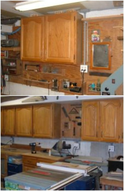 repurpose old kitchen cabinets 10 fabulous repurposing ideas for kitchen cabinets 25497