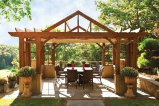 15 DIY Pergola Ideas and Plans You Can Build in Your Garden