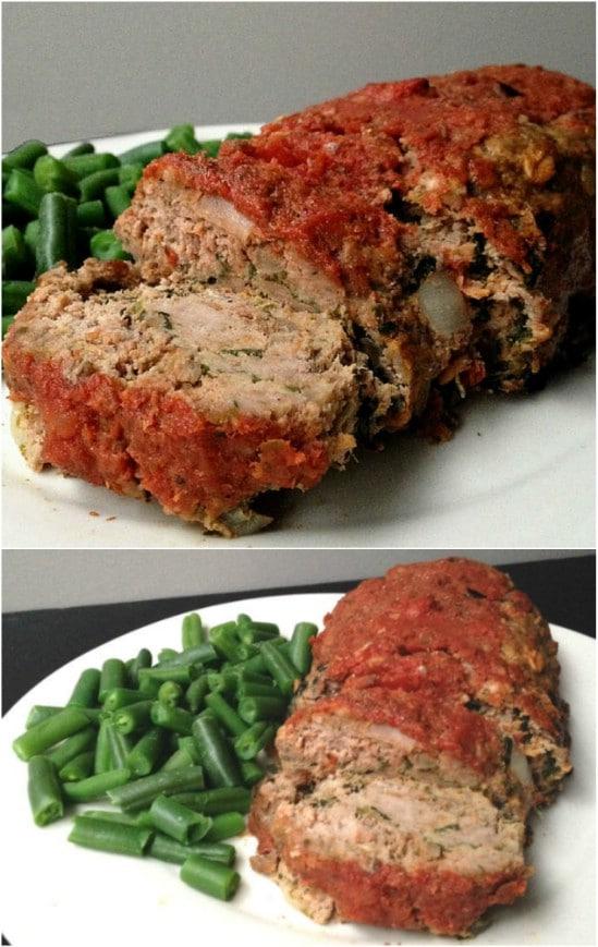 Summer Veggie Meatloaf