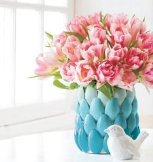 Summer Floral Home Decor: 15 DIY Vase Ideas (Part 2)