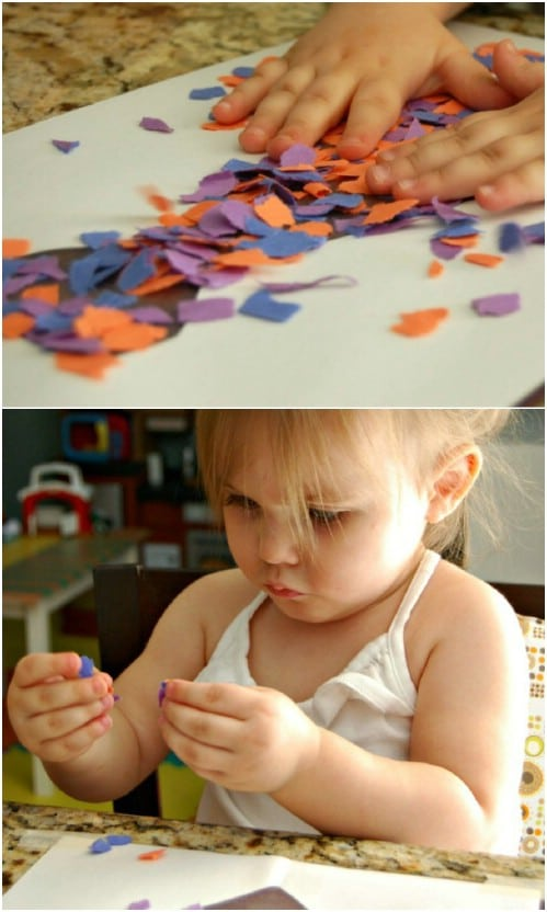 Tacky Tie – Toddler's Gift For Dad