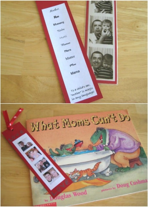 Easy DIY Bookmarks