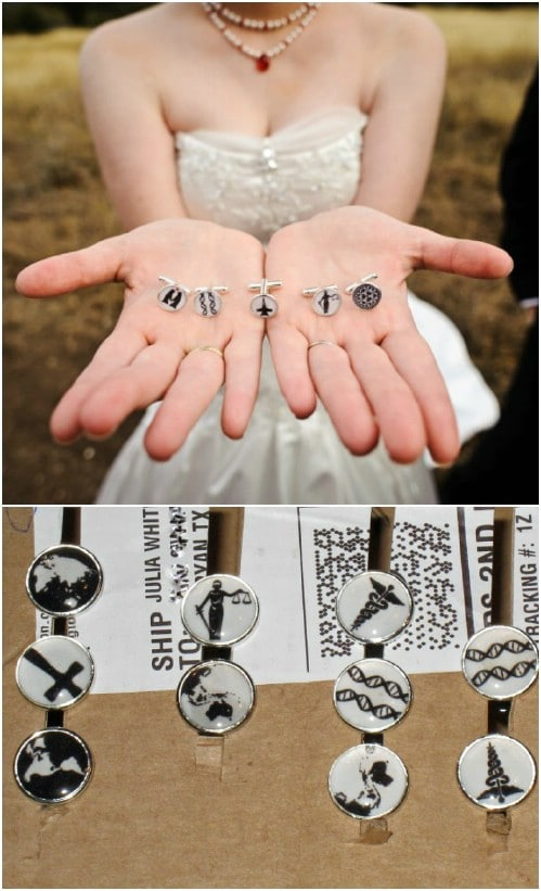 DIY Wedding Crafts: 22 Bridesmaid and Groomsmen Gifts Ideas