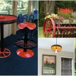 10 Artistic Farm Equipment Repurposing Ideas For Home And Garden Decor