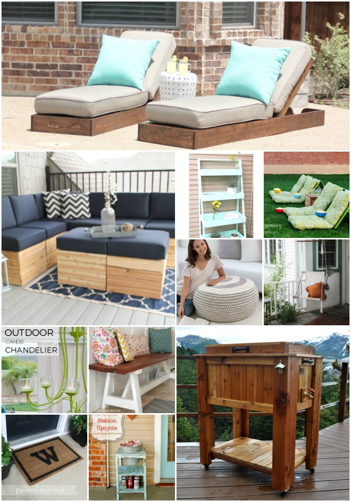 20 Cool DIY Projects To Deck Out Your Deck For Summer ...
