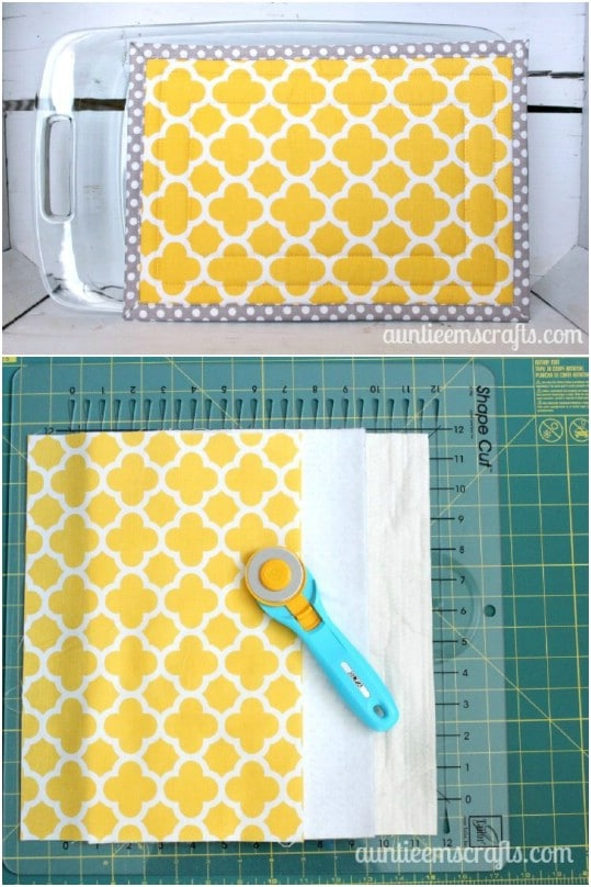 DIY Extra Large Hot Pad