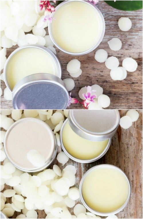 Homemade Seasonal Allergy Balm