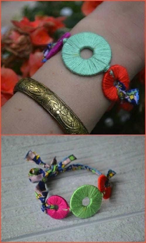 17 Charming Bohemian Jewelry Craft Ideas