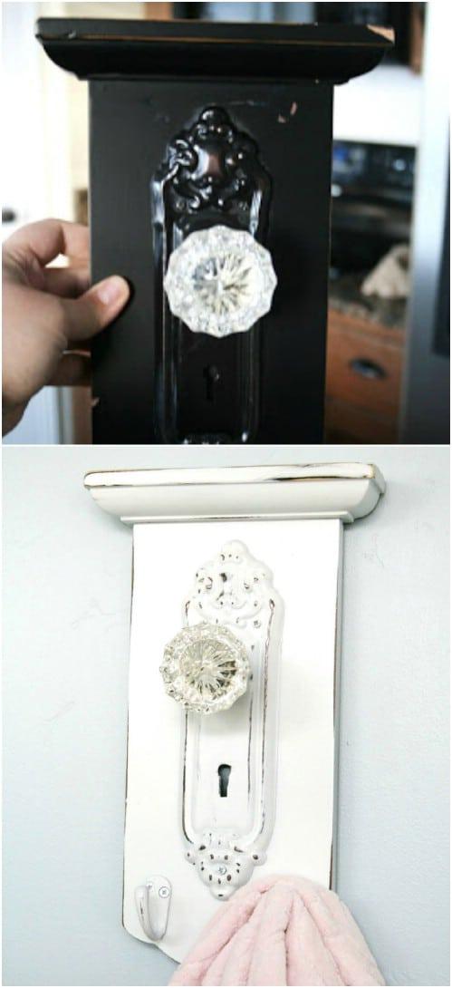 Mason Jar Door Hanger Ideas