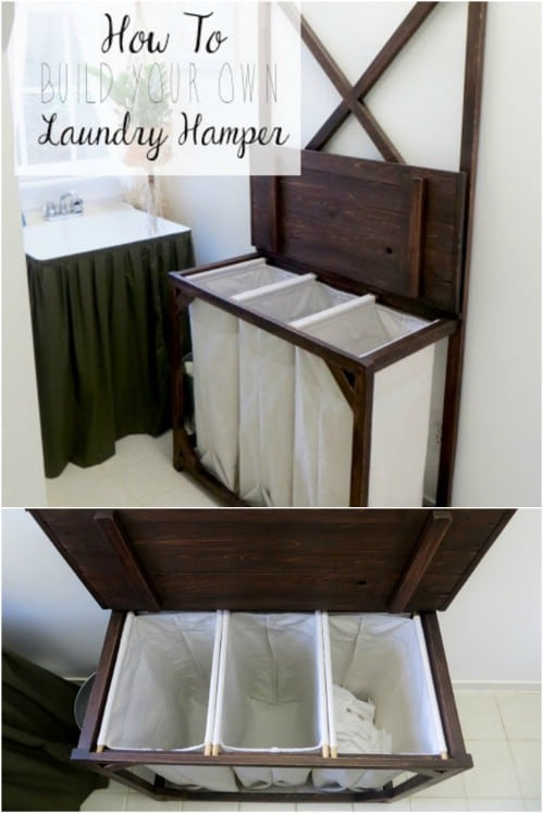 Wooden Crafts For Home Storage Ideas