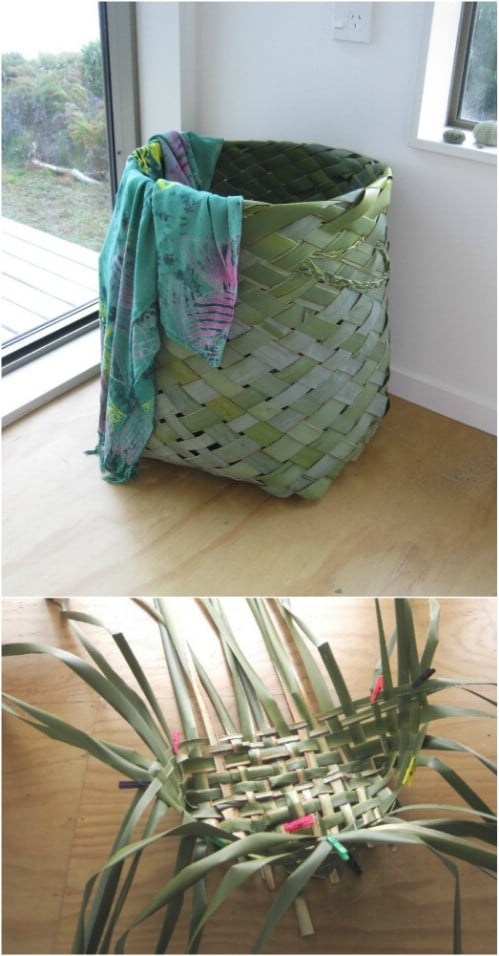 Cool Diy Laundry Hamper Ideas Style Motivation