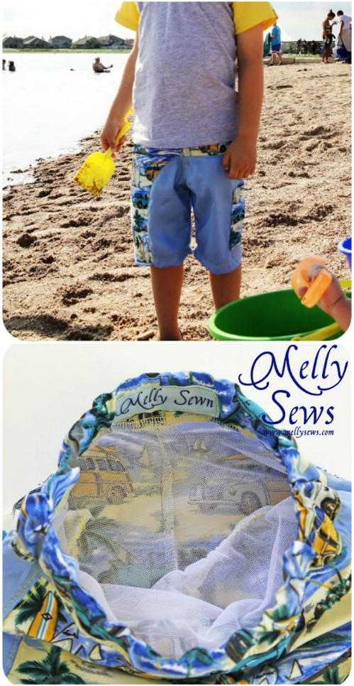 Cute And Stylish Beach Style Swimming Trunks