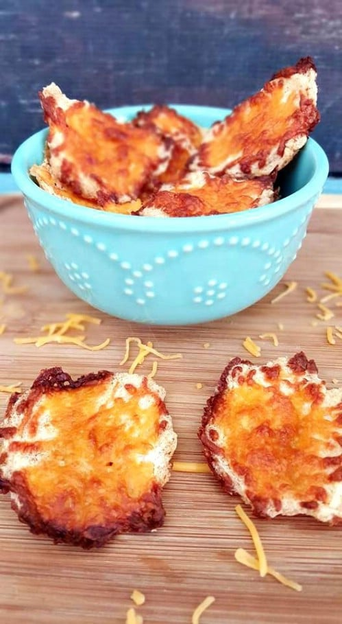 No Carb Cloud Bread Chips