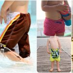 10 Simple DIY Swimming Trunk Patterns For All Of The Boys In Your Life