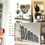 20 Rustic DIY Kitchen Signs That Match Your Farmhouse Decor