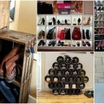 20 Outrageously Simple DIY Shoe Racks And Organizers You'll Want To Make Today